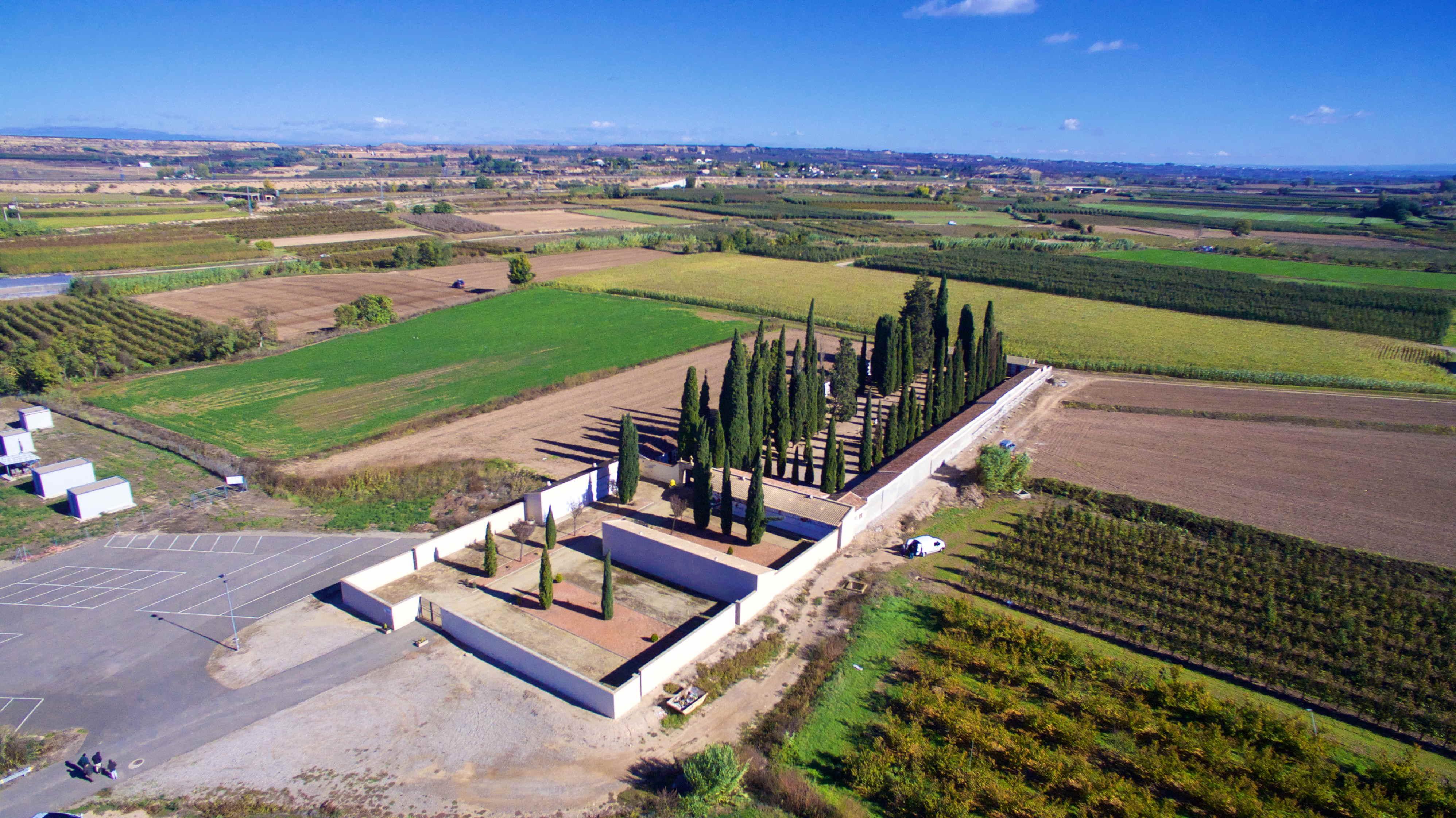 Puigverd de Lleida Drone