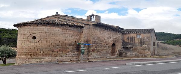 Declaración BCIL Iglesia de Santa Mª del Camí