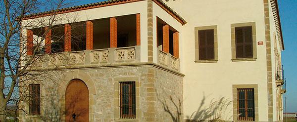 Catálogo de Masías y Casas Rurales de Penelles