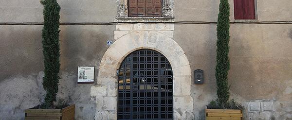 Contenidos señalización de La Granada